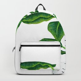 House plant Backpack