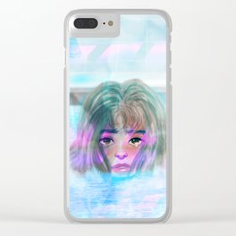 Epitaph Clear iPhone Case