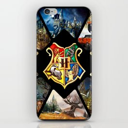 Magical Places iPhone Skin