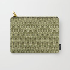 Yellow Apples Pattern Carry-All Pouch