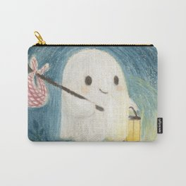 Little ghost in the night Carry-All Pouch