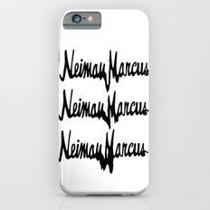 NM Drip (black only) iPhone 6s Slim Case
