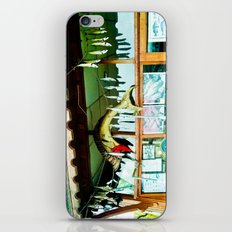 Pretty storefront. iPhone & iPod Skin
