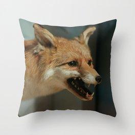 Skips Scotchington Throw Pillow