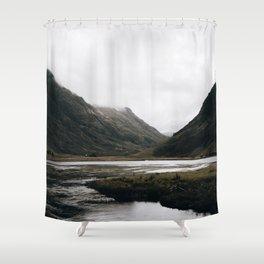 Glen Coe / Scotland Shower Curtain