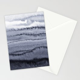 WITHIN THE TIDES - VELVET GREY Stationery Cards