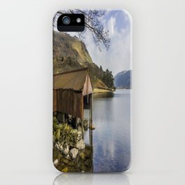 The Old Boathouse iPhone Case