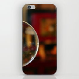 Magnifying Glass iPhone Skin