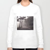 abyss Long Sleeve T-shirts featuring The Abyss by A City On Film