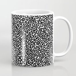 wall art K.Haring Coffee Mug