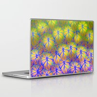rare Laptop & iPad Skins featuring Rare Jungle, Rainbow by Lindel Caine