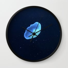 The Jellyfish Wall Clock