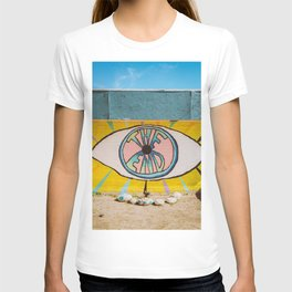 The End in Yucca Valley T-shirt