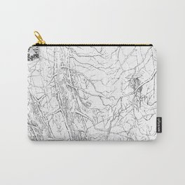 Whiteout Carry-All Pouch