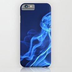 smoky blue iPhone 6s Slim Case