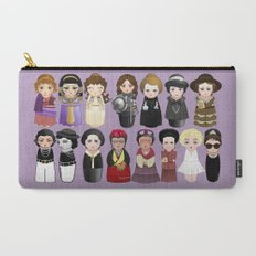 Kokeshis Women in the History Carry-All Pouch
