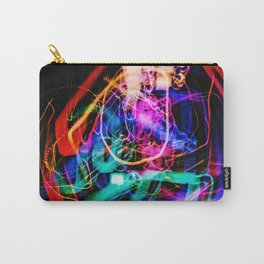 Colors behind darkness Carry-All Pouch
