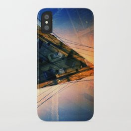 CD (35mm multi exposure) iPhone Case
