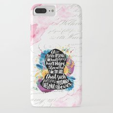 Persuasion - You Pierce My Soul iPhone 7 Plus Slim Case
