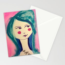 All Right Then Stationery Cards