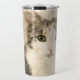 Catty Cat Travel Mug