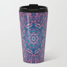 magic mandala 36 #mandala #magic #decor Travel Mug