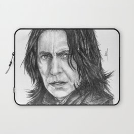Snape Portrait Laptop Sleeve