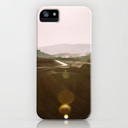 Death Valley Sunrise iPhone Case