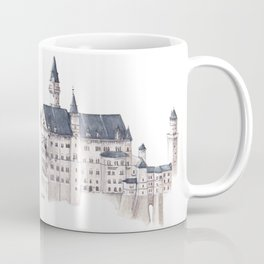 Neuschwanstein Castle Coffee Mug