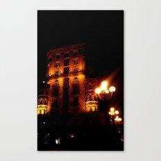 Night Crest 4 Canvas Print