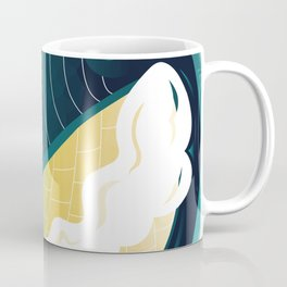 Small Green Planet Coffee Mug