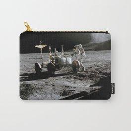 Apollo 15 - Moonwalk 1971 Carry-All Pouch