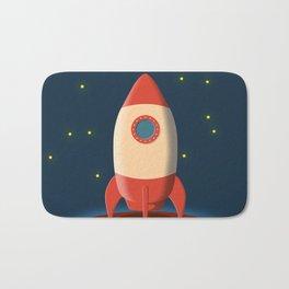Rocket Bath Mat