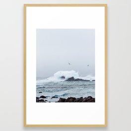 Pacifica Framed Art Print