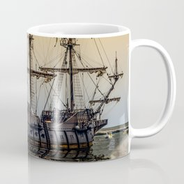 Sail Boston El Galeon Andalucia Coffee Mug