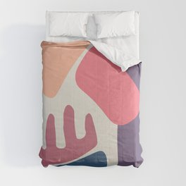 Abstract No.5 Comforters