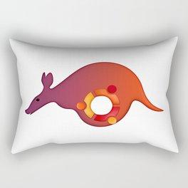 Aardvark Rectangular Pillow