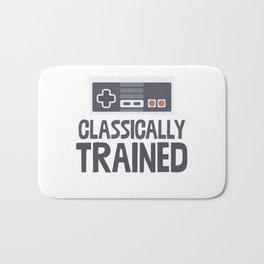 Classically Trained Bath Mat
