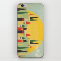 rushmore iPhone & iPod Skins featuring Rushmore by Kayla Cole