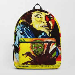 The Gorgon, vintage horror movie poster, 1964 Backpack