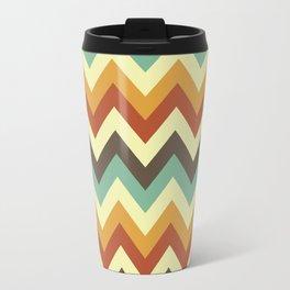 Zigzag Travel Mug