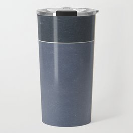 The Decay of Color Travel Mug
