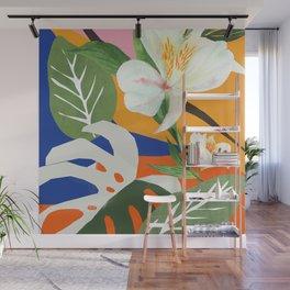 Garden - Abstract Art Wall Mural