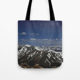 From the Top of the Rockies Tote Bag