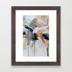 1 0 5 Framed Art Print