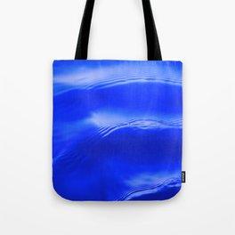 Ocean Decor, Home & Accessories, Waves, Blue, Art Prints, Wall Art Tote Bag