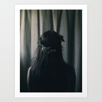 crown Art Prints featuring Crown by Michael Anthony