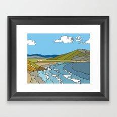Donegal Framed Art Print