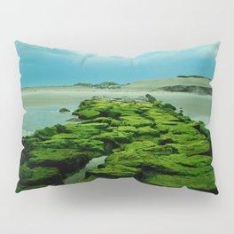 Storm Meets Ocean Pillow Sham