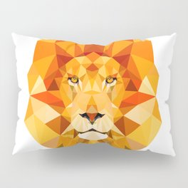 Lion, The King of the Jungle Pillow Sham